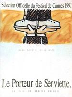 LE PORTEUR DE SERVIETTE