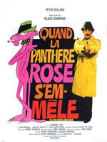 QUAND LA PANTHERE ROSE S'EN MELE