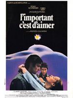 L'IMPORTANT C'EST D'AIMER