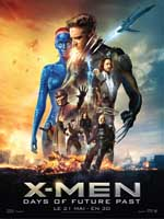 X-MEN  DAY OF FUTURE PAST (2014)