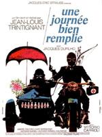UNE JOURNEE BIEN REMPLIE (1973)