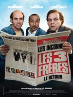 LES TROIS FRERES, LE RETOUR (2014)