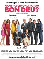QU'EST-CE QU'ON A FAIT AU BON DIEU  (2014)