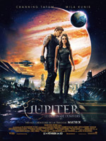 JUPITER  LE DESTIN DE L'UNIVERS (2015)