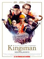 KINGSMAN  SERVICES SECRETS (2014)