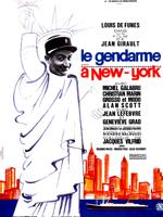 LE GENDARME A NEW-YORK