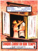 CHAQUE CHOSE EN SON TEMPS (1966)
