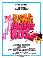 LA MALEDICTION DE LA PANTHERE ROSE