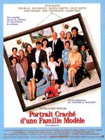 PORTRAIT CRACHE D'UNE FAMILLE MODELE