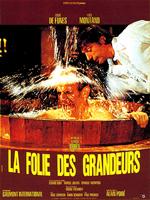 LA FOLIE DES GRANDEURS