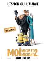 MOI, MOCHE ET MECHANT 2 (2013)