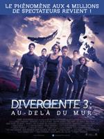 DIVERGENTE 3  AU-DELA DU MUR (2016)