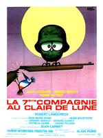 LA 7EME COMPAGNIE AU CLAIR DE LUNE