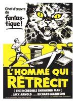 L'HOMME QUI RETRECIT
