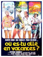 OU ES-TU ALLE EN VACANCES (1978)