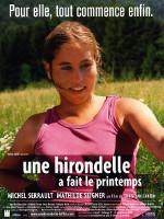 UNE HIRONDELLE A FAIT LE PRINTEMPS