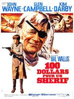 100 DOLLARS POUR UN SHERIF