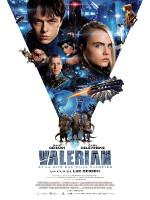 VALERIAN ET LA CITE DES MILLE PLANETES (2017)