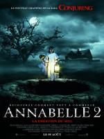 ANNABELLE 2 LA CREATION DU MAL (2017)