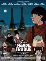 AVRIL ET LE MONDE TRUQUE (2015)