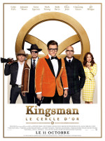 KINGSMAN LE CERCLE D'OR (2017)