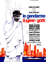 LE GENDARME A NEW-YORK