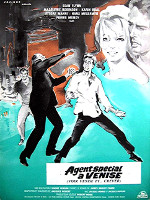 AGENT SPECIAL A VENISE (1964)