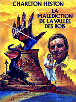 LA MALEDICTION DE LA VALLEE DES ROIS