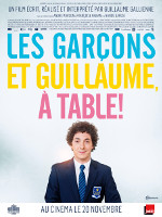 LES GARCONS ET GUILLAUME, A TABLE ! (2013)