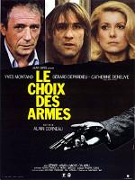 LE CHOIX DES ARMES