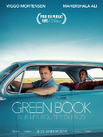 GREEN BOOK SUR LES ROUTES DU SUD (2018)
