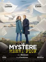 LE MYSTERE HENRI PICK (2019)