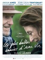 LES PLUS BELLES ANNEES D'UNE VIE (2019)